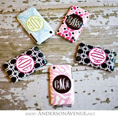 Personalized iPhone, Blackberry and iPod Touch Cases