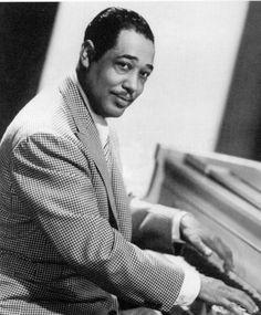 Composer, Conductor, Big band leader- Duke Ellington