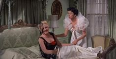 Rosalind Russell's - Auntie Mame 1958, always liked the bed jacket.