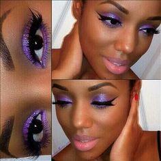Purple! ♥