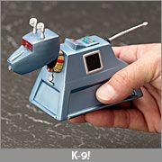 Doctor Who K-9 Figure