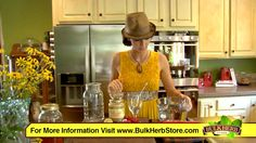 Shoshanna's Kitchen - Episode 119 - Sun Tea