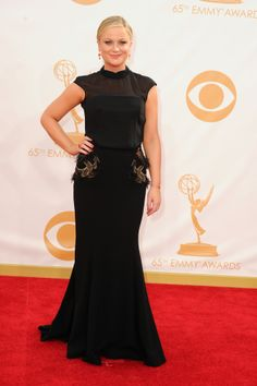 Amy Poehler- 2013 Emmy Awards