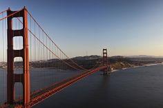 Top places to visit: San Francisco, California