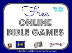 Free Bible Games