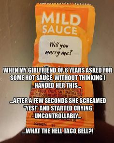 So Funny!!!! Taco Bell, you're doing it so wrong!