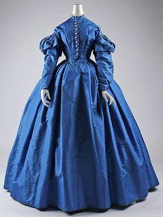 Dress  c.1857