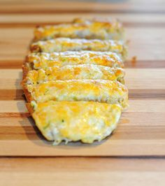Garlic Cheese Bread  If you want this to be amazing, make the mixture several hours beforehand and store it in the fridge. The flavors will …