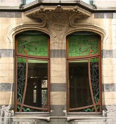 architectur element, artart nouveaujudendstil, nouveau exterior, beauti place, favorit architectur, belgium, windows, beauti door, brussels