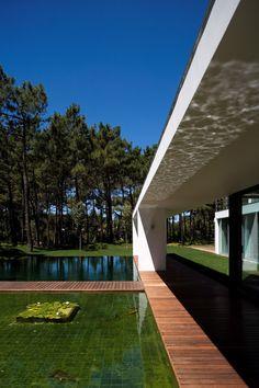 Frederico Valsassina Arquitectos - Portugal; Casa do Lago