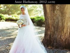 50 most beautiful wedding dresses according to style list