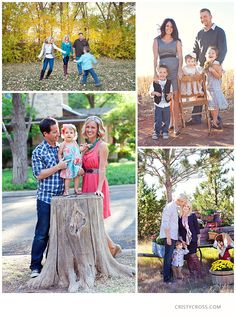 fun family shoots