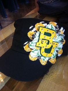 Cute Baylor hat :)