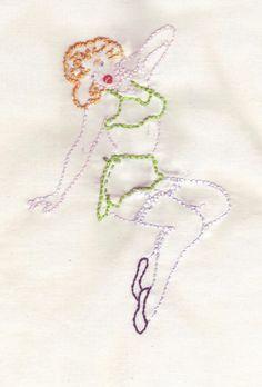 sublime stitching pin up - Google Search sublim stitch, stitch pin