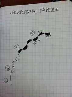 Jordan's tangle