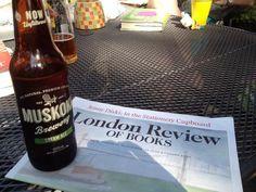 Canadian holiday reading. #readeverywhere