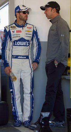Chad Knaus Photos: Daytona International Speedway - Day 2
