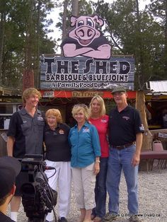 The Shed Family