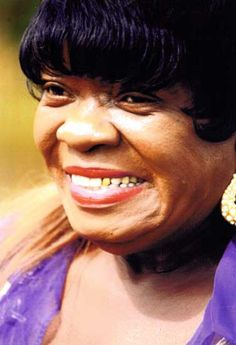 Koko Taylor - belting out the blues- Love her music