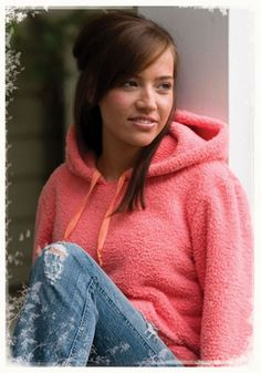 fairytale frocks and lollipops :: favorite things, the hoodie - pattern