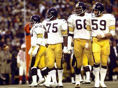The Steel Curtain, Pittsburgh Steelers