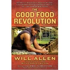 An inspirational book about a man (Will Allen) who bought an urban farm and is now providing food for more then 10.000 people while educating people about the importance of good food. $17.14