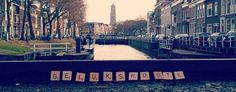 Geluksroute Utrecht (wanneer halen we m naar Breda?!?)