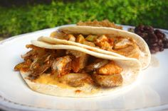 Oven Baked Chicken Fajitas | Plain Chicken