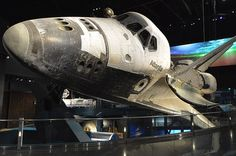 NASA's Space Shuttle Atlantis has a new $100 million home at the Kennedy Space Center Visitor Complex: http://cnet.co/14qFXLz
