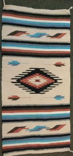 Native American Indian Blanket Rug