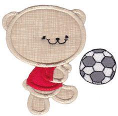 2 Cute Bears Applique embroidery designs at Bunnycup Embroidery at http://www.bunnycup.com/embroidery/design/2CuteBearsApplique
