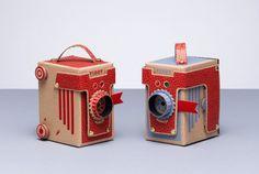 VIDDY Cardboard Camera – Fubiz™