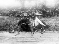 dutch indies police in sumatra region, year ----