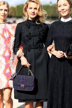 Russian Fashion Inspiration | Paris.
