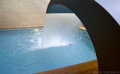 binnenzwembad, zwembad, mozaïekbad, betonnen zwembaden, skimmer zwembad | De Mooiste Zwembaden