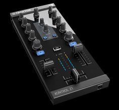 I want this. Native Instruments Traktor Kontrol Z1