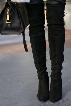 @Stuart Meyer Meyer Weitzman boots