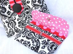 Small wallet tutorial + other sewing ideas