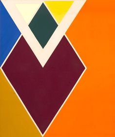 Larry Zox, Batticaloa (Diamond Drill Series), circa 1964-1968