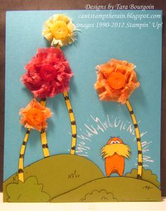 The Lorax Birthday