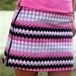 Cute Hot Pink Golf Skirt!