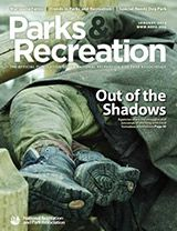 Out of the Shadows, Homeless in Parks, January 2014