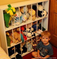 animal zoo for stuffed animals Anim Storag, Stuf Anim, Zoo Bedroom, Stuffed Animal Storage, Kid Room