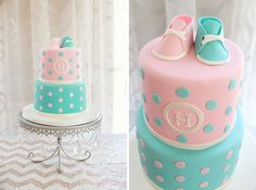 Coed Gender Reveal Baby Shower