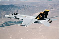 F/A-18 E/F at Naval Air Station Lemoore, California. Photo courtesy of Boeing.