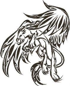 griffin tattoo