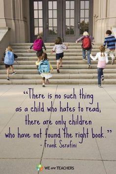 .Let's get all kids reading!