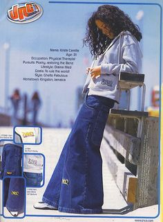 11 Reasons You Used To Wear JNCO Jeans.  Oh man I had a pair of these!!! Hahahaha!