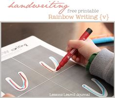 handwrit free, letter, free handwrit, learning, kids