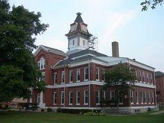 Edwards County Court House Albion, Illinois